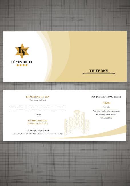Bật mí địa chỉ in thư mời khai trương lấy ngay tại Hà Nội