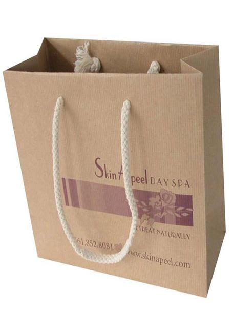 Mẫu in túi giấy quảng cáo nhà hàng
