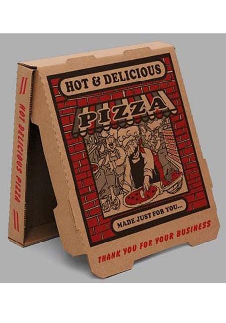 In hộp bánh pizza , Công ty in hộp bánh chất lượng cao