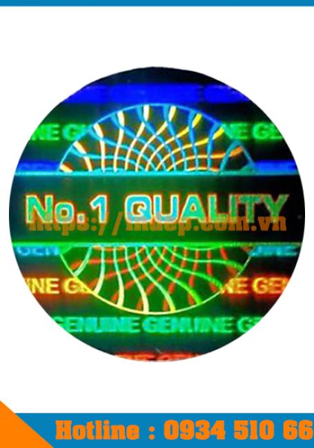 Xưởng in tem 7 màu chống giả giá không qua khâu trung gian