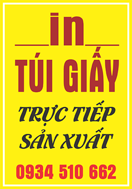In Túi Giấy, Xưởng In Túi Giấy Ở Thanh Hóa