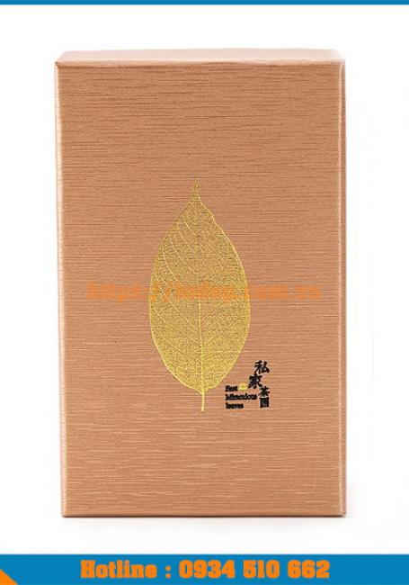 Túi Giấy Hộp Giấy Được Sản Xuất Từ Chất Liệu Kraft