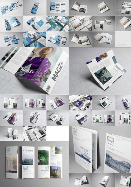 Những lưu ý khi chọn dịch vụ in Brochure cho công ty