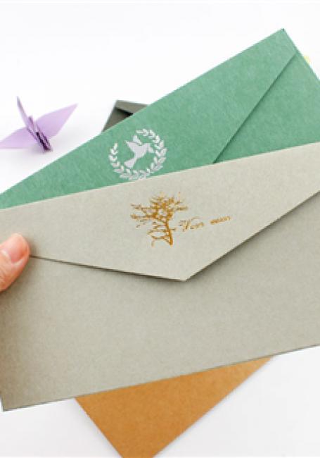 Hướng dẫn bạn cách tự làm phong bì thư đẹp nhất