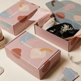 In hộp giấy carton đựng quần áo thời trang cao cấp