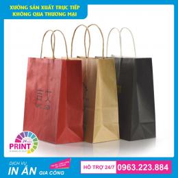 Thế nào là dịch vụ in túi giấy giá rẻ? Cùng In An Anh tìm hiểu nhé