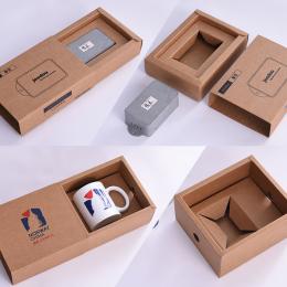 Tại sao hộp giấy kraft lại được chứng minh là lý tưởng để đóng gói sản phẩm trong xu hướng hiện đại
