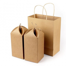 6 Ưu điểm khi sử dụng bao bì giấy kraft