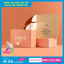 Tại sao nên sử dụng hộp giấy đựng quần áo?