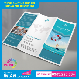 Cách biên tập và chuẩn bị nội dung  brochure cho doanh nghiệp của bạn
