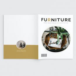 Các mẫu thiết kế catalogue nội thất đẹp