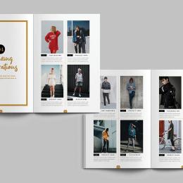 Top 10 mẫu catalogue thời trang ấn tượng