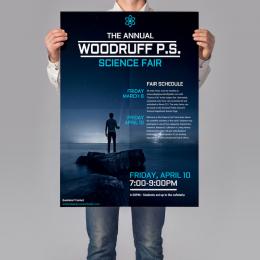 Hướng dẫn từ A-Z về thiết kế và in ấn poster cho người mới