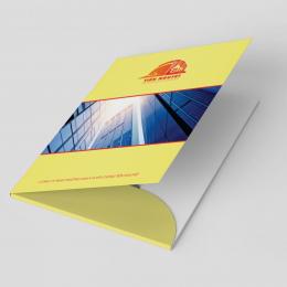 """Tìm hiểu các bước thiết kế và in ấn kẹp file tài liệu đúng kiểu """"cầm tay chỉ việc"""""""