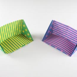 Hướng dẫn gấp giá sách mini bằng giấy bằng nghệ thuật gấp giấy Origami