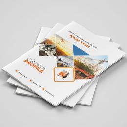 """Hướng dẫn thiết kế - in ấn profile sang xịn dễ dàng """"nắm bắt cơ hội"""""""