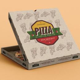Tham khảo các mẫu hộp đựng pizza đẹp