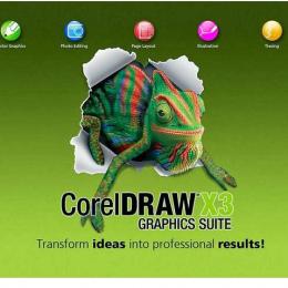 Link Dowload CorelDRAW X3 ( 13 ) Full Crack + Hướng Dẫn Cài Đặt 2021