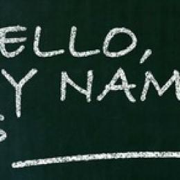 Hướng dẫn cách viết tên theo tiếng Anh và những nguyên tắc cần biết